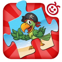 Jigsaw Puzzles (Pirates) FREE - Kids Puzzle Learning Games for Pirate Preschoolers