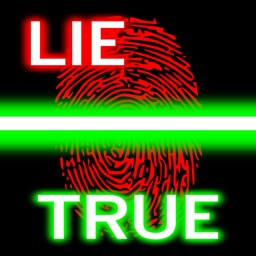 Lie Detector Scanner - Fingerprint Truth or Lying Touch Test HD +