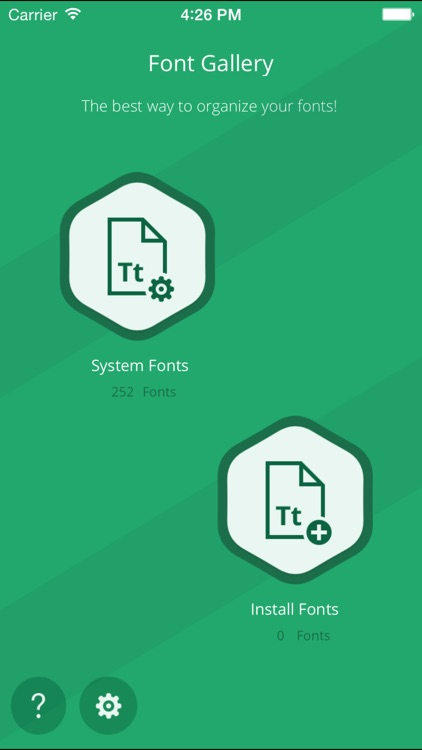 Fonts + Pro