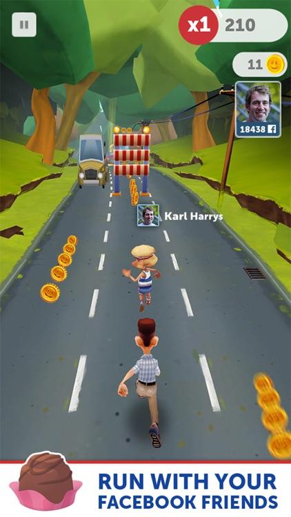 Run Forrest Run - The Official Game screenshot-4