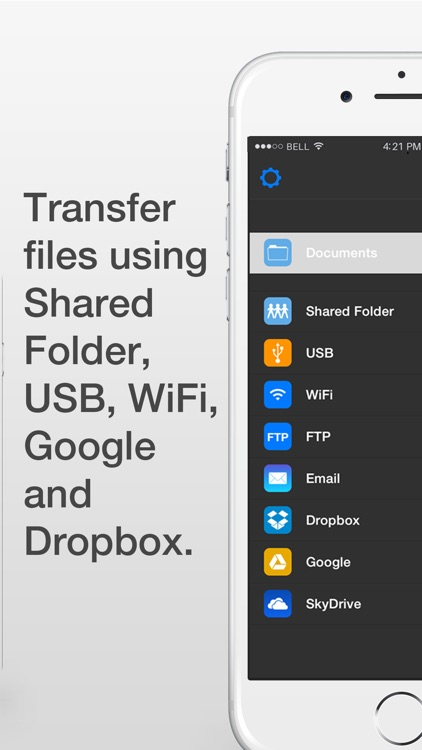WiFi HD FREE (Wireless SMB USB Hard Disk Drive & NFS Network File Sharing Explorer)