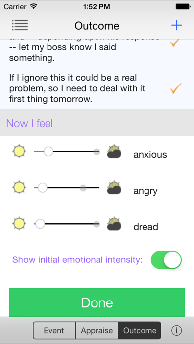 Icbt review screenshots