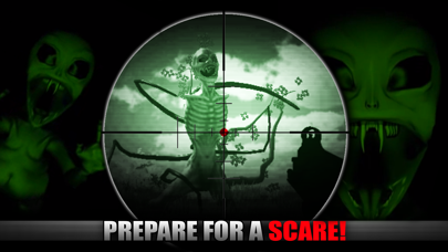 DEAD SHOT - 2 Minutes of Terror With Predator Walking Beast, The Slender Man, Zombie & Chupacabra Survival Horrorのおすすめ画像1