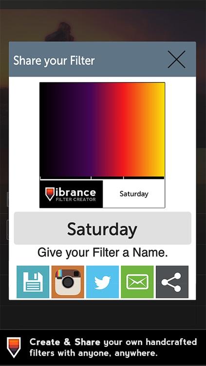 Vibrance - Photo Filter Creator screenshot-3