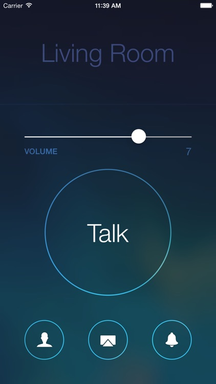 Intercom   AirPlay Bluetooth