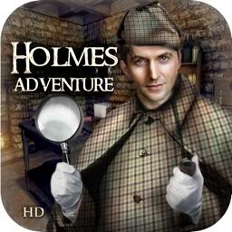 Adventure Of Sherlock Holmes - Hidden Objects Puzzle