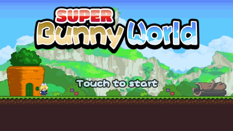 Super Bunny World screenshot-0