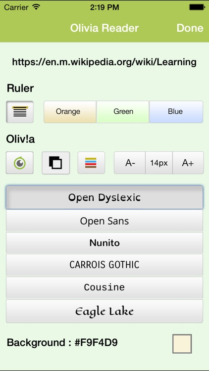 Olivia Reader by Techifide Limited