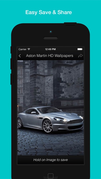 Great gallery - HD Wallpapers and Backgrounds Collection of Aston Martin Cars Edition screenshot-3