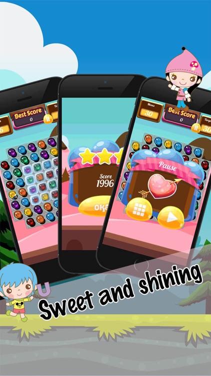Lollipops Splash Dash Mania screenshot-3