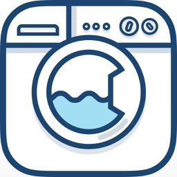 Laundry Day - Care Symbol Reader