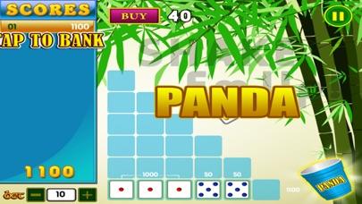 10,000 Addict Wild Panda Journey Pop Farkle Dice Casino Games Free screenshot two