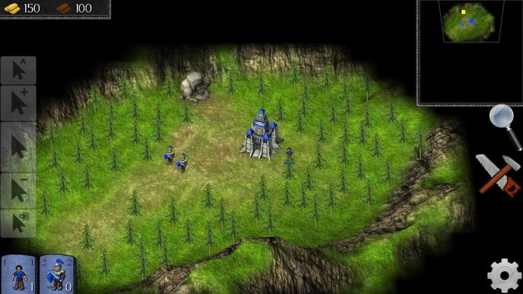 Esenthel RTS screenshot-3