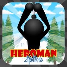 Hero Man Zipline Pro