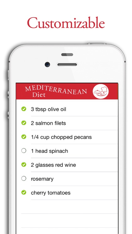 Mediterranean Diet App screenshot-3