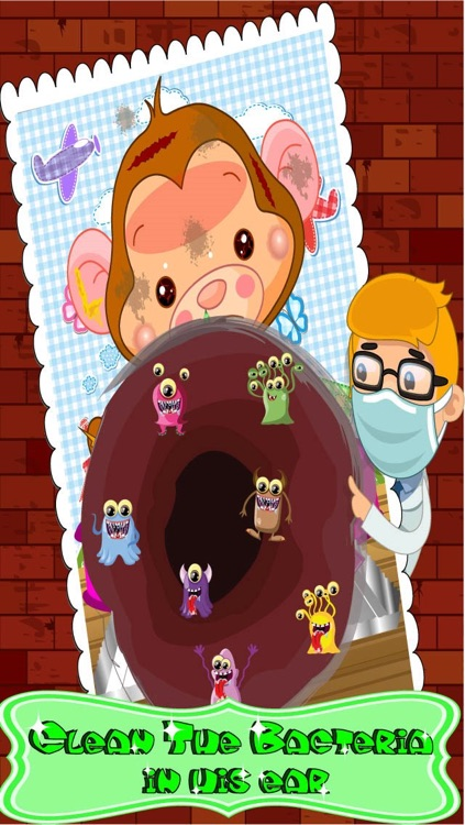 Baby Pet Doctor Game screenshot-3