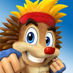 Crazy Hedgy - Beat 'em up 3D Platformer
