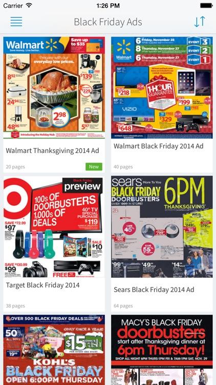Black Friday Shopping screenshot-0