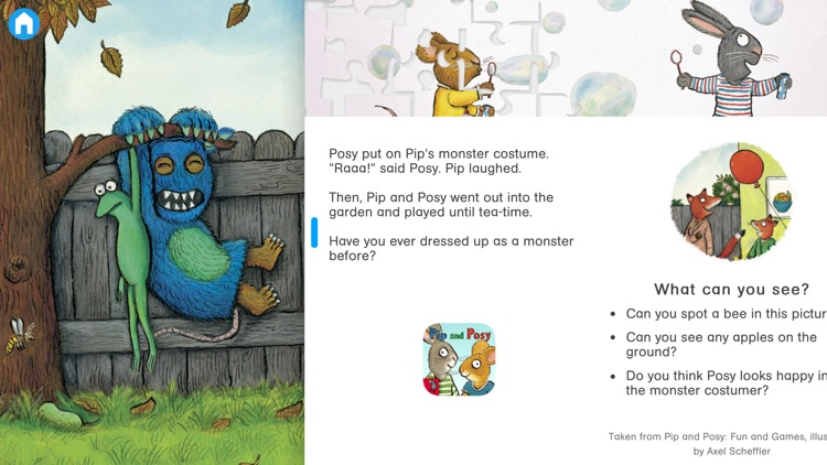 Nosy Crow Jigsaws screenshot-4