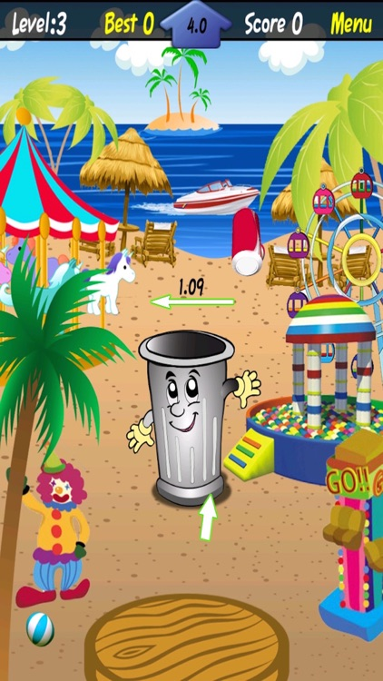 Tossing Champ - Toss Objects into the Garbage Can screenshot-4