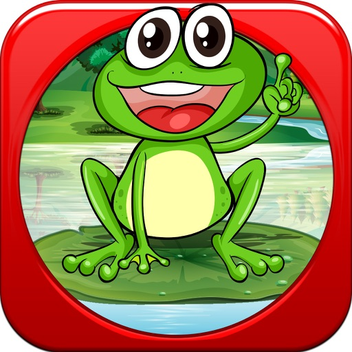 Frog Pop! Fun Splat Puzzle Game