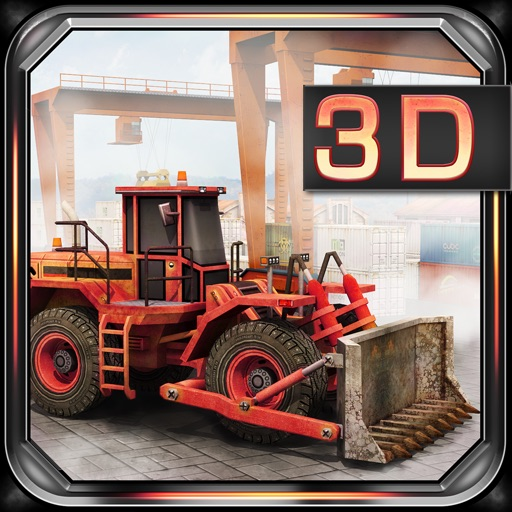Бульдозер водитель парковка - Dozer Driver 3D Parking