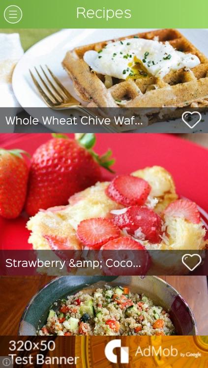 Brunch & breakfast Recipes