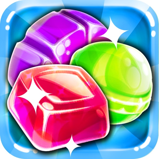 ``` Frozen Ice Queen Match-3``` - fun candy puzzle game for jewel mania'cs free iOS App