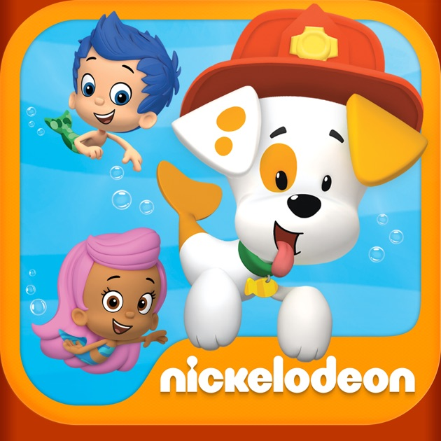 ‎Bubble Puppy: Play and Learn for iPad - Bubble Guppies ...