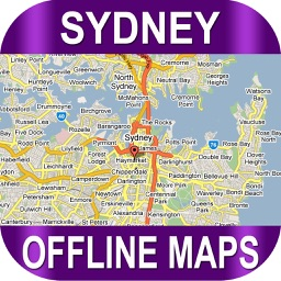 Sydney Offlinemaps with RouteFinder