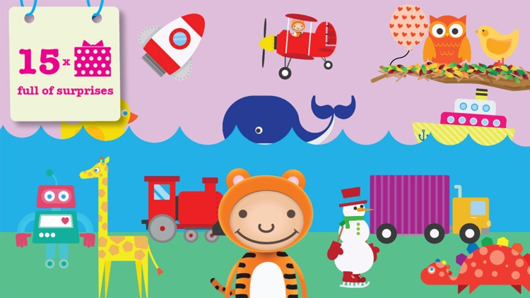 Peekaboo Toy Box screenshot-4