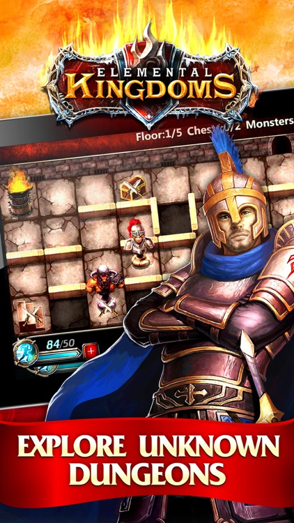 Elemental Kingdoms (CCG) screenshot-3