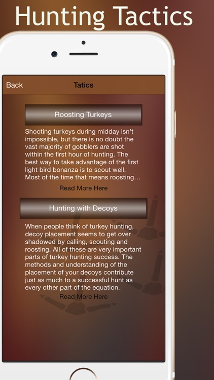 Turkey Hunting Tools and Pro Calling screenshot-3