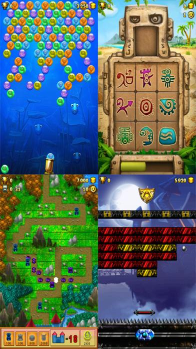 101-in-1 Games ! iPhone app afbeelding 3