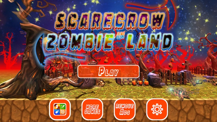 Scarecrow In Zombie Land screenshot-4