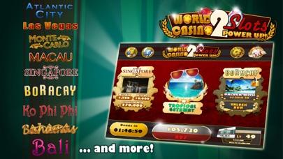 FreeSlots Power Up Casino - Free Slots Games & New Bonus Slot Machines for Fun 2.24 IOS