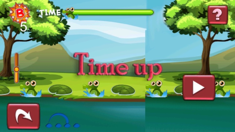 Freddy The Frog - Tap The Leap Pocket screenshot-3