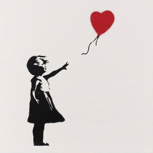 Banksy Artworks HD Wallpaper and His Inspirational Quotes Backgrounds Creator icon