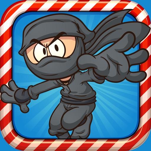 Прыгающий ниндзя / Jumping Ninja