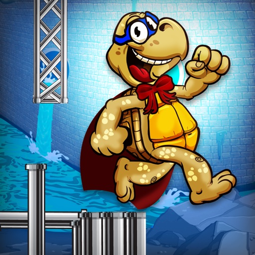 A Turtle Hero Maze Escape FREE - The Super Ninja Race Game iOS App