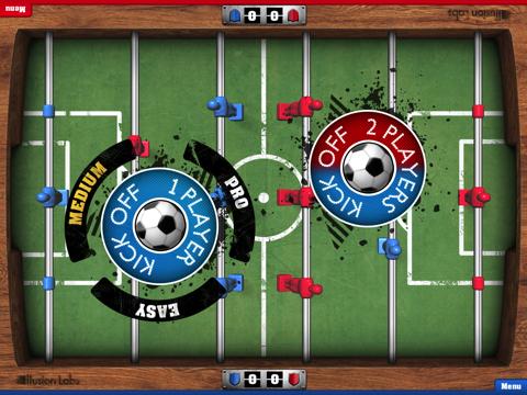 Foosball для iPad