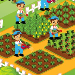 The Farmer Splash : Top Farming  Fruit Decoration Simulation Games