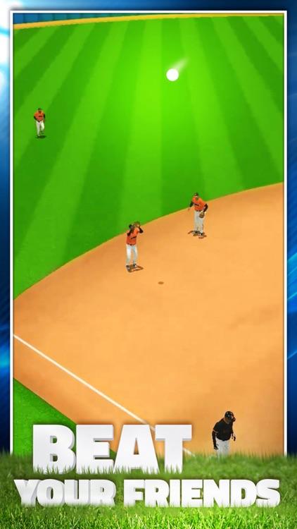 Tap Sports Baseball 2015 screenshot-4