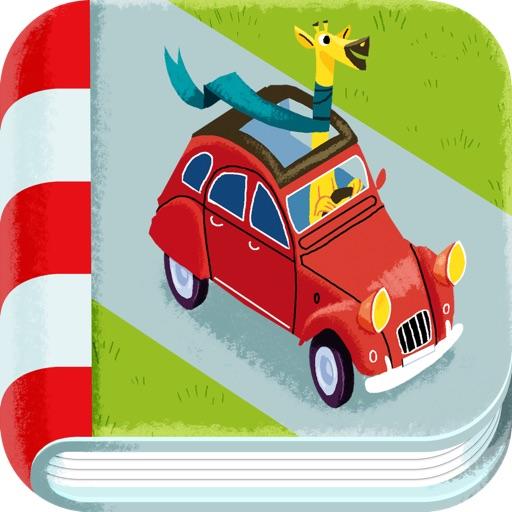 Автомобили искать и находить Wimmelbuch приложения