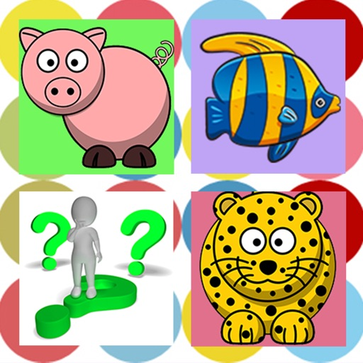 easy animal puzzle cards match and matching games free for