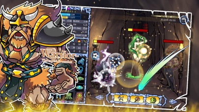 Monster Dungeons : Magic & Swords Free screenshot three