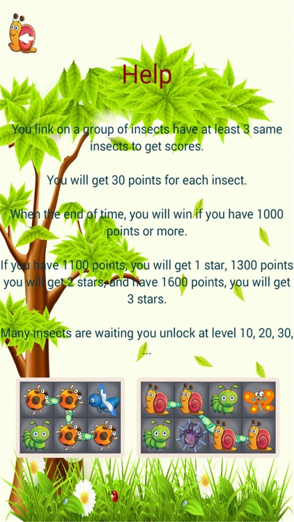 Line Insect FREE screenshot-3
