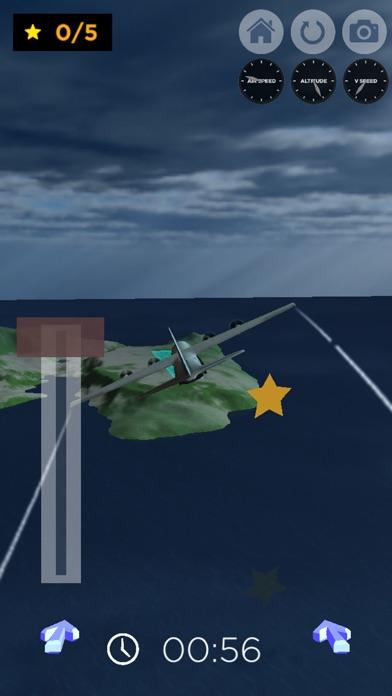 フライト飛行機シミュレータレーシング駐車場モバイルシミュレーション版のおすすめ画像4
