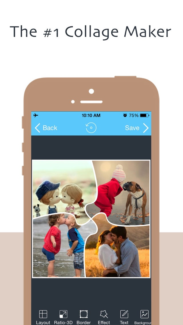 MiFrame - Collage Maker & FX Editor & Photo Frame from InstaCollage ...