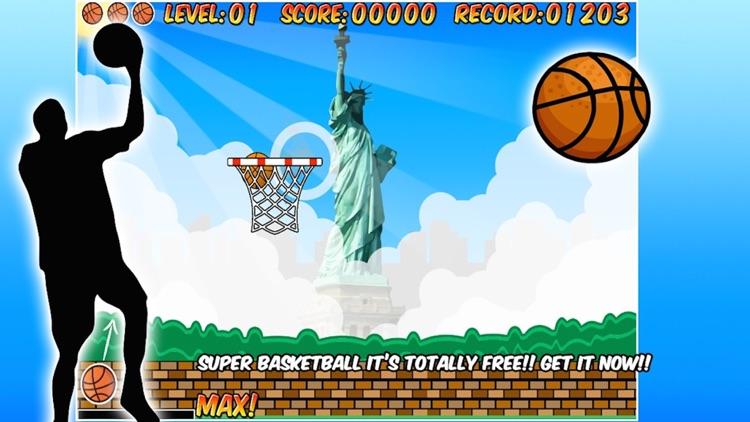 Super Basketball FREE screenshot-3